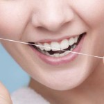 How to floss properly