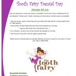 Tooth Fairy Day 2018
