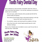 Tooth Fairy Day 2020